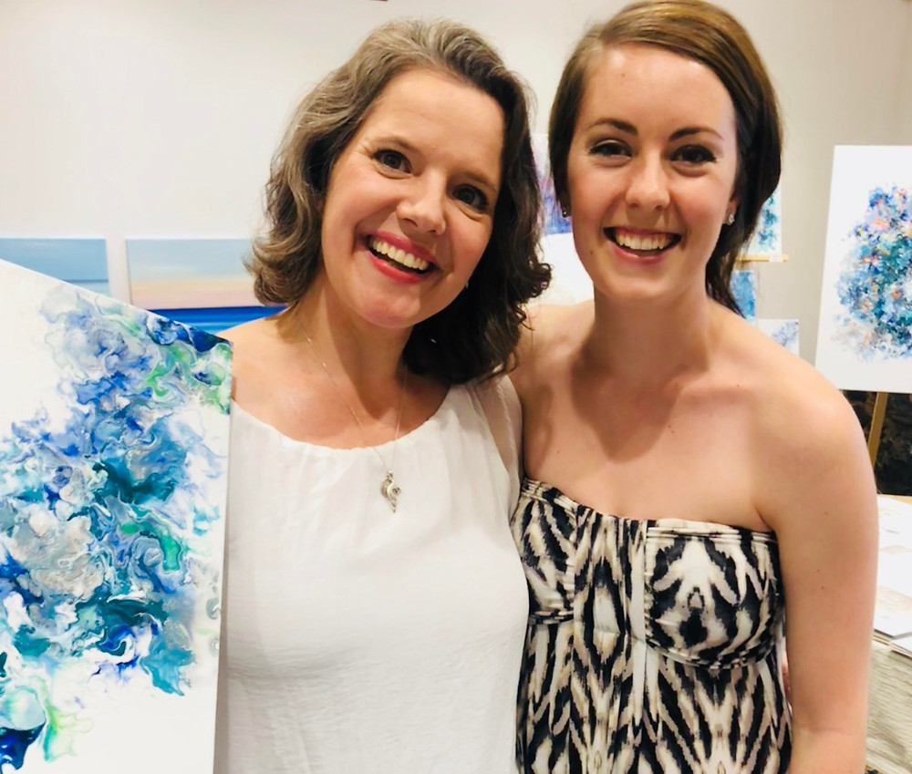 Art exhibition shines light on a 'struggling' Hennops River - Katherine and Ciska