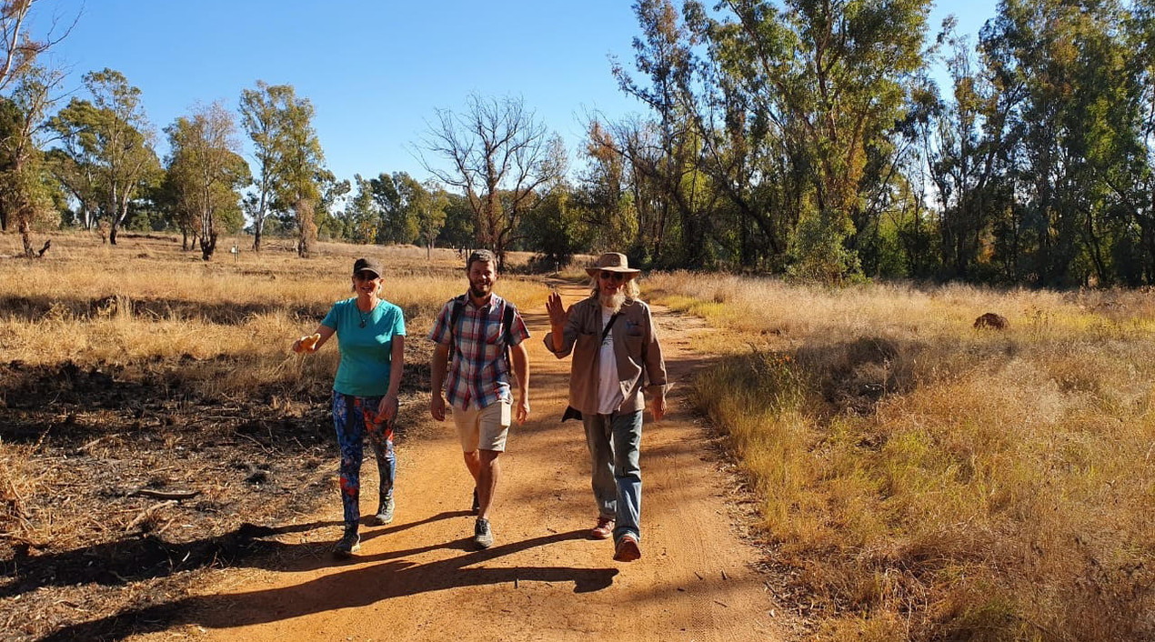 Restoring the Hennops – the Big Walk begins!