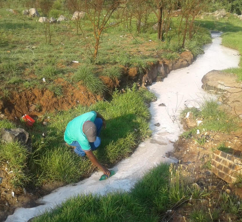Hennops River Restoration and Clean Up Campaign - Day 8