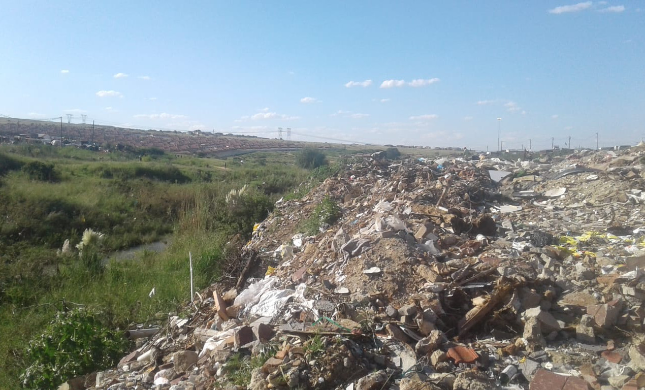 An exploration of old and new cleanup sites - future plans