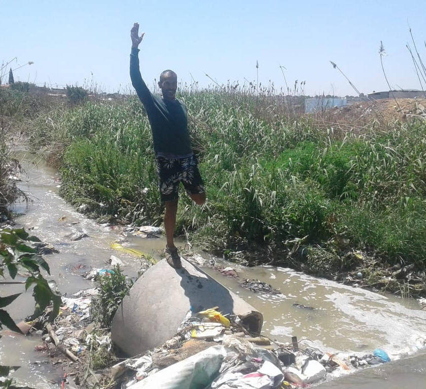 Hennops River Restoration and Clean Up Campaign - Aumji