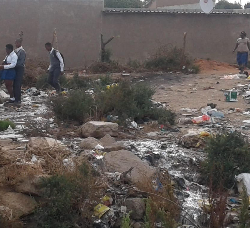 Hennops River Restoration and Clean Up Campaign - Sewage leaks