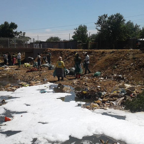 Hennops River Restoration and Clean Up Campaign - Day 6