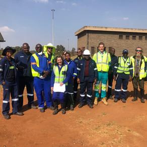Olifantsfontein WWTW Site Visit