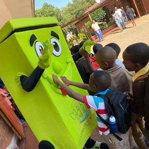 Tembisa River Ubuntu Education steps up a level