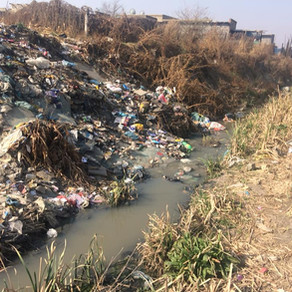 Kaalfontein Wet-land-grab: the tragedy of our River sources.