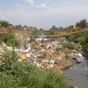 Hennops river cleanup and rehabilitation campaign 19 to 28 October