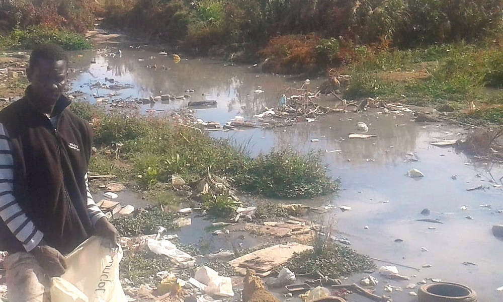 Restoring the Hennops River continues