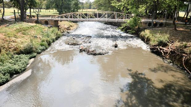 THE Hennops Blue Horizon is making efforts to clean up the Hennops River, believed to be one of the most polluted rivers in Gauteng. Thobile Mathonsi/African News Agency (ANA)