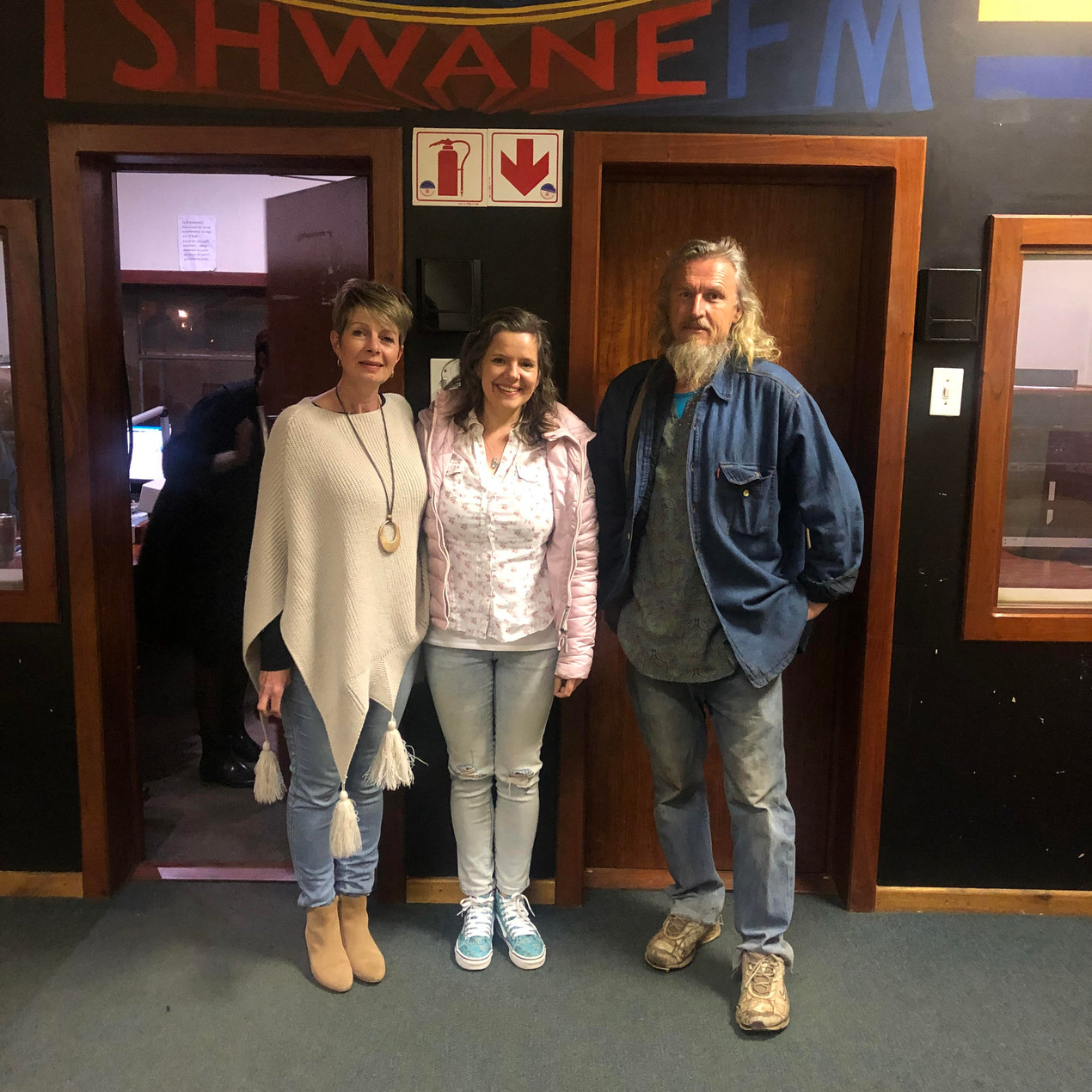 Tshwane FM - radio waves to heal our rivers and oceans