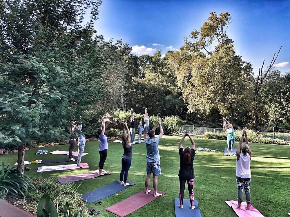 Hennops Healing Yoga