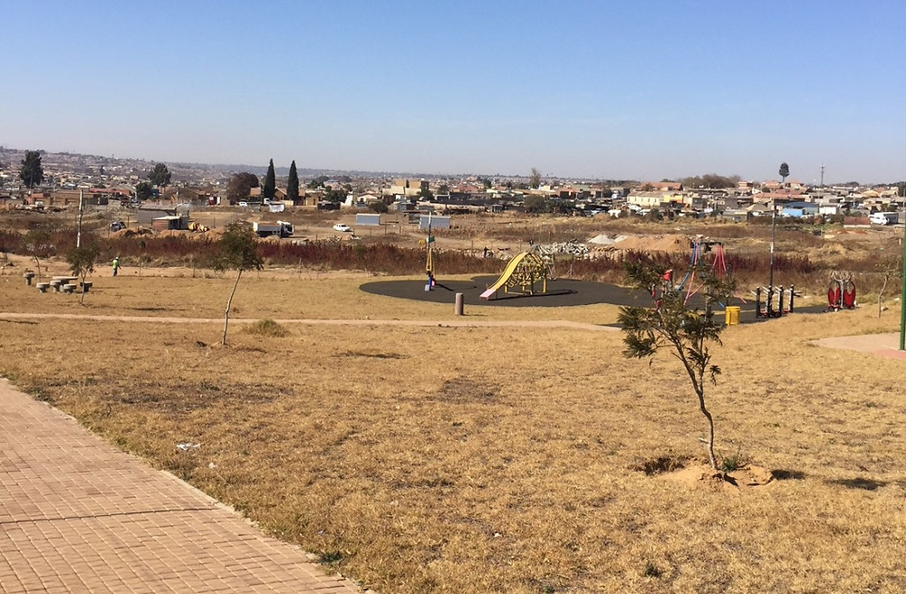 Hennops Blue_Ivory Park, South Africa_a new park that has been created outside a clinic, just off Archerfish Drive.