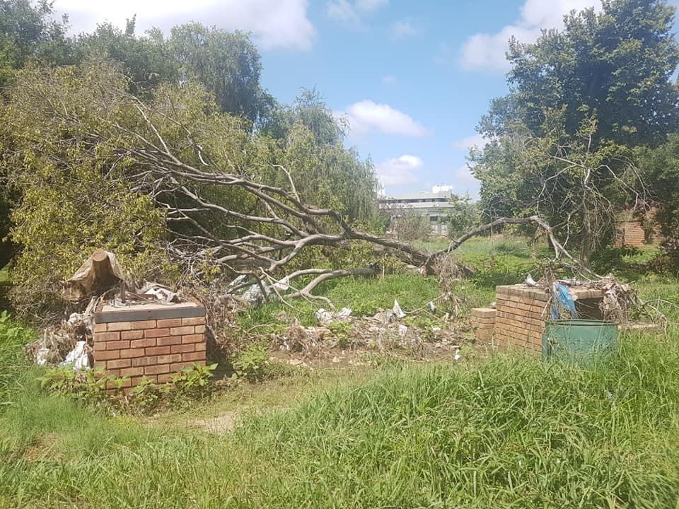 2019 floods leave lasting damage to Hennops