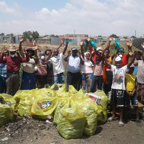 Hennops River Restoration and Clean Up Campaign - Day 2