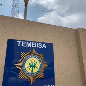 Township visit unites us with Tembisa Police
