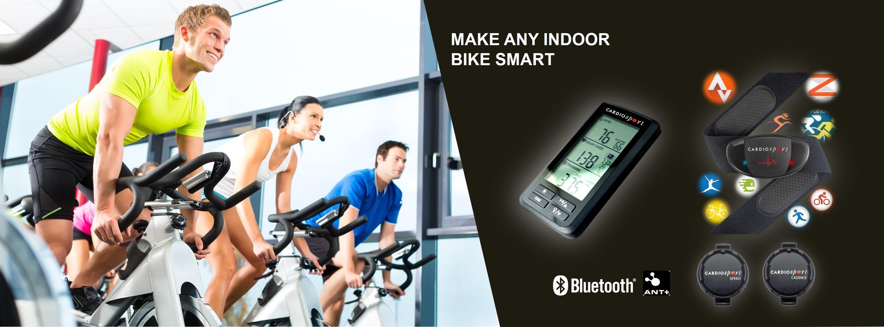 Indoor Bike Console