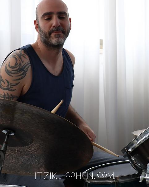 Itzik Cohen Drums.png