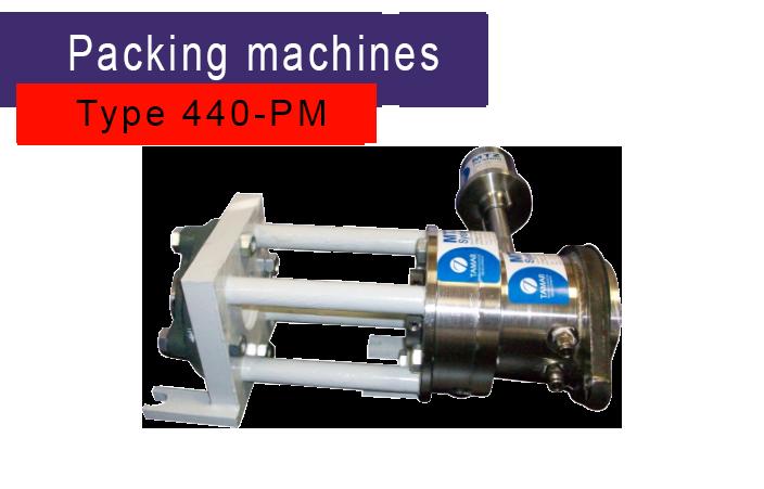 Tamar packing machines shaft sealing