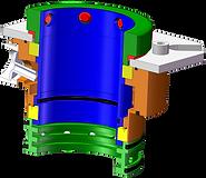 Tamar-tech powder shaft sealing solution seal 430-RV,Tamar tech shaft seal, Mechanical seal, Packing seal, Eagleburgmann, John crane, powder shaft seal, shaft seal