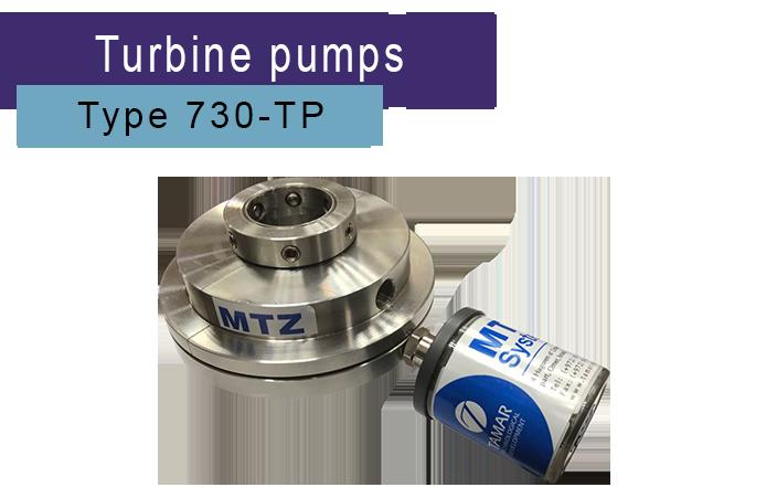 Tamar tech turbine pumps shaft seal