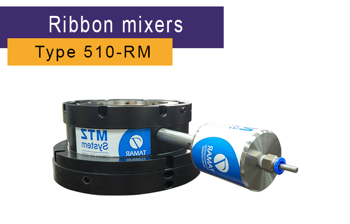 Tamar ribbon mixer sludge shaft seal
