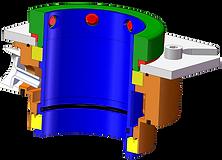 Tamar-tech powder shaft sealing solution seal 430-RV, Tamar tech shaft seal, Mechanical seal, Packing seal, Eagleburgmann, John crane, powder shaft seal, shaft seal