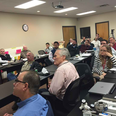 JTEC hosts a technical session in Memphis