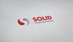 logo, solid vedlikehold, bergen