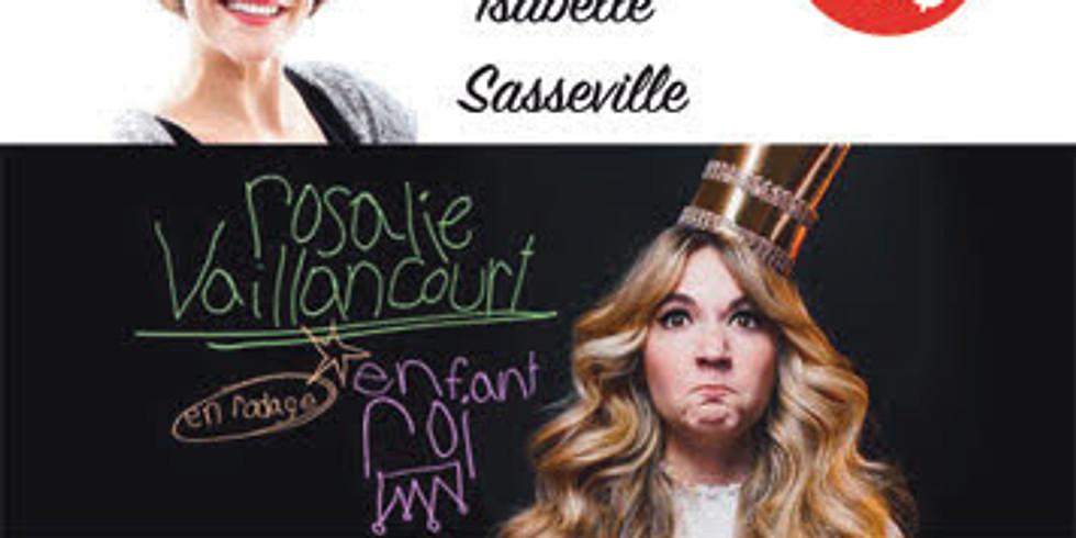 Rosalie Vaillancourt - Ici pour le fun