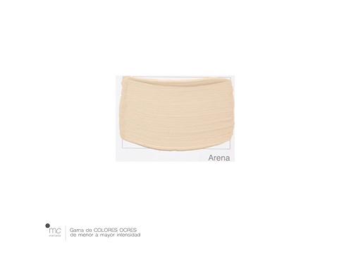 ARENA - OCRES & AMARILLOS