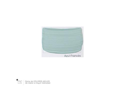 FRANCÉS - AZULES