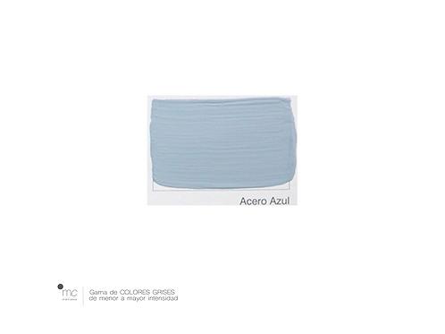 ACERO AZUL - GRISES