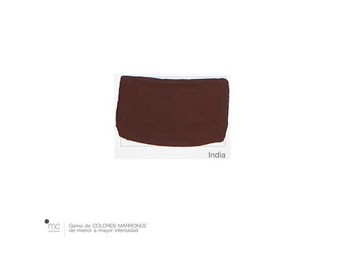 INDIA - MARRONES