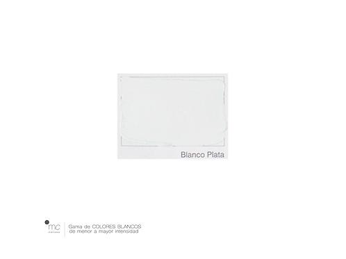 PLATA - BLANCOS