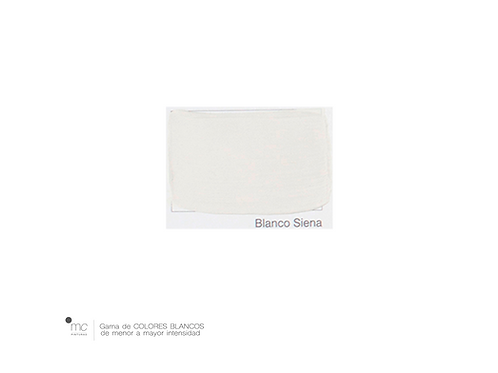 SIENA - BLANCOS