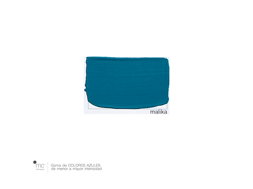 MALIKA - AZULES