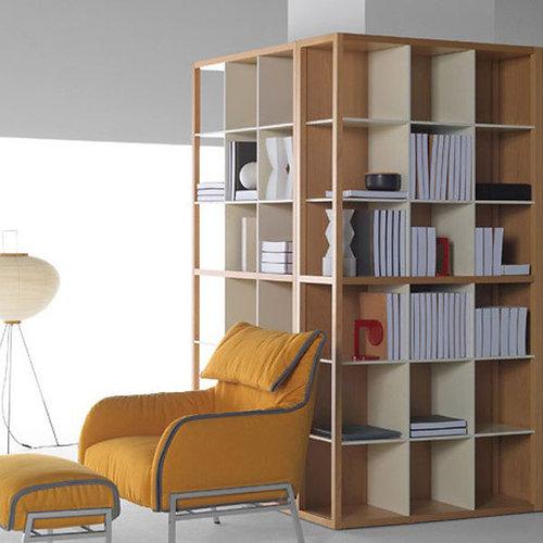 progettodimore | Libreria Tani Moto - De Padova
