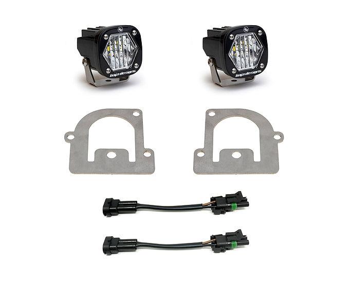 Bronco Sport OEM Fog Light Kit