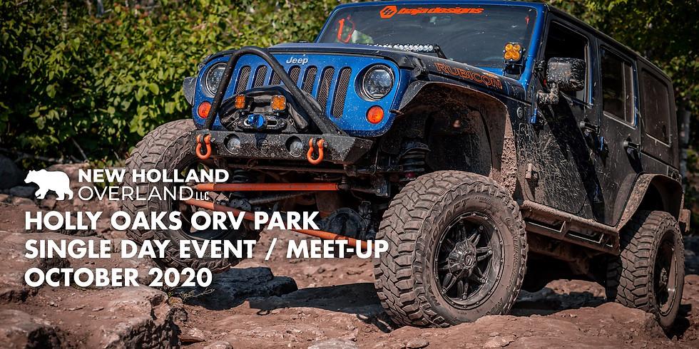 Holly Oaks ORV Park - Single Day Meetup