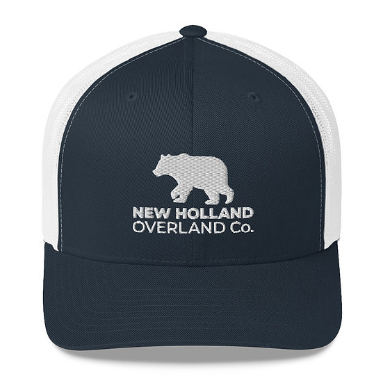 New Holland Overland Trucker Cap