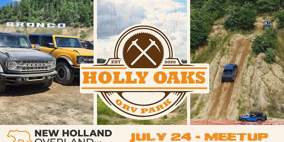 NHO - Holly Oaks Day Trip / Meetup