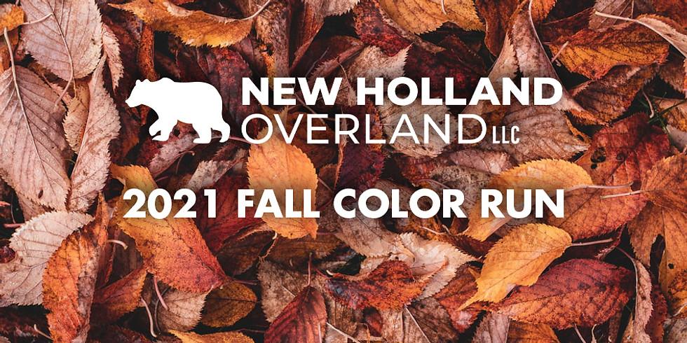 NHO - 2021 Fall Color Run