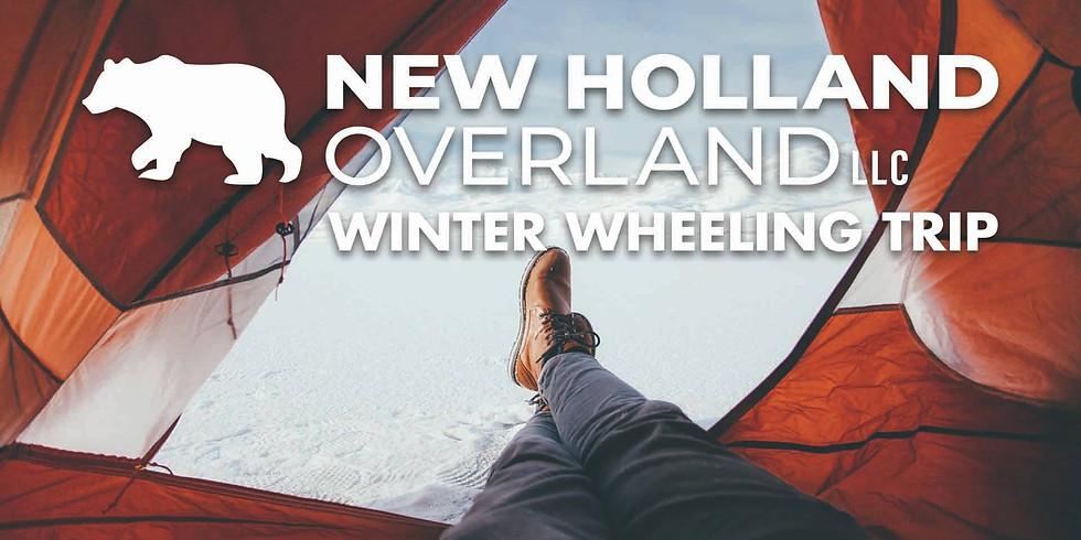 NHO / Winter Wheeling Trip - Sand Lakes Quiet Area
