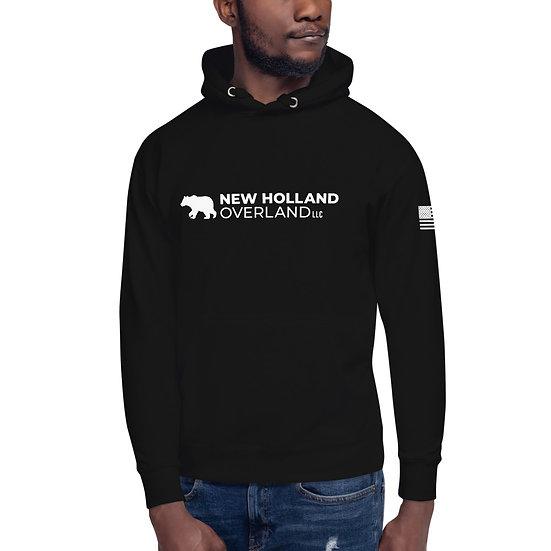New Holland Overland Unisex Hoodie