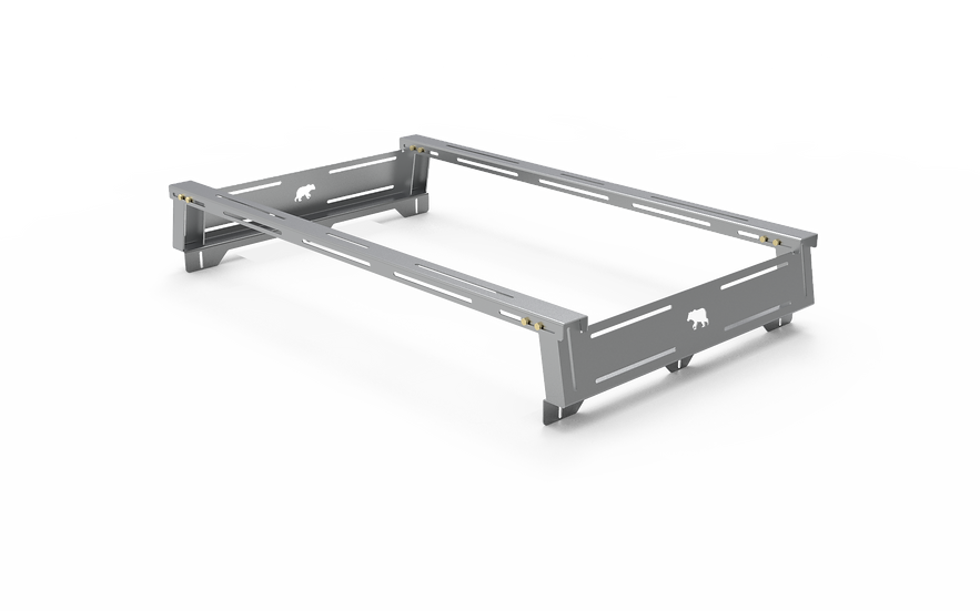 MID-Height Bed Rack (Mid Size Truck)