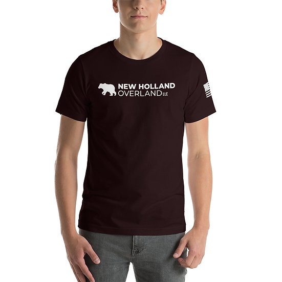 New Holland Overland Unisex T