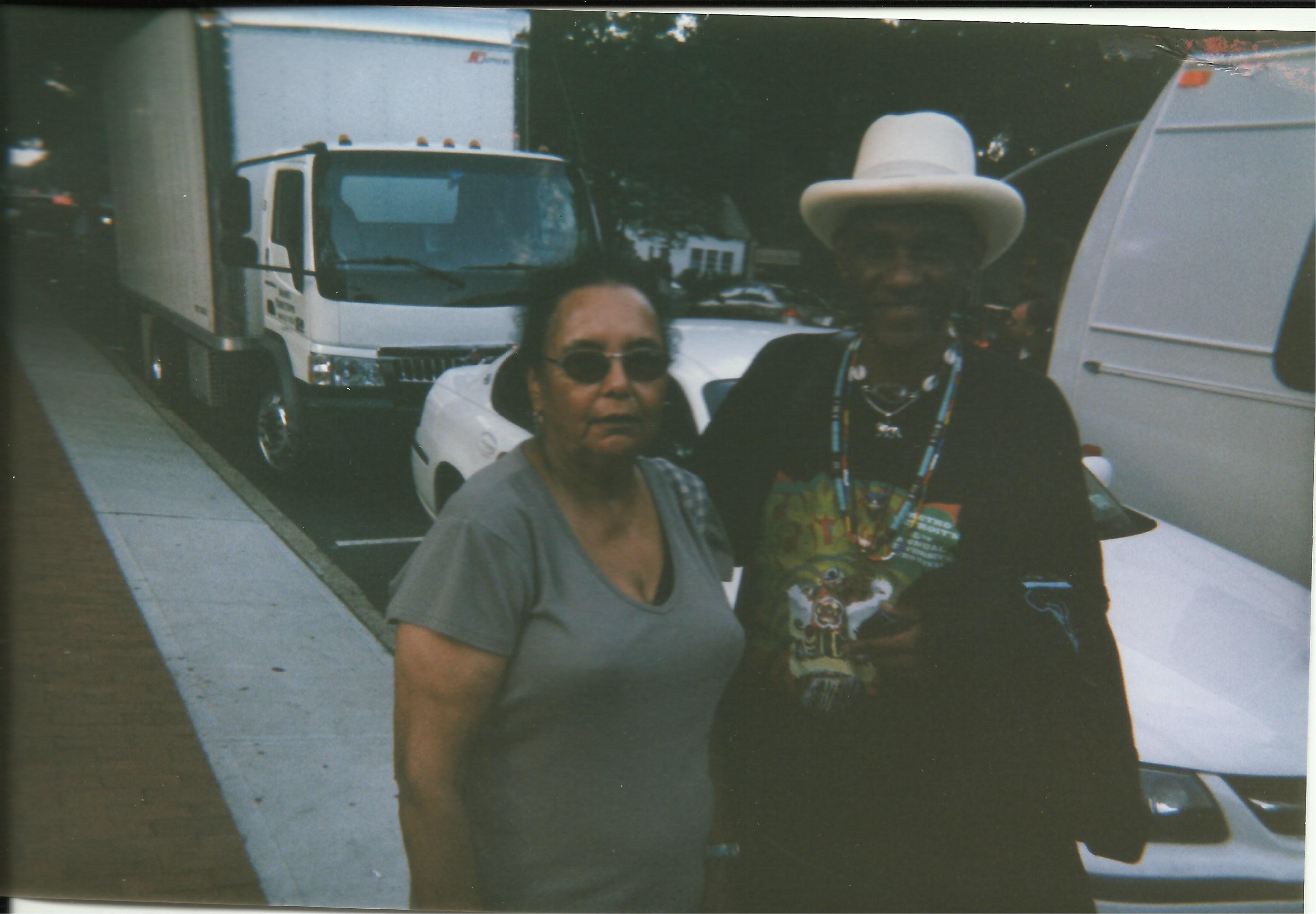cyril neville and my mom
