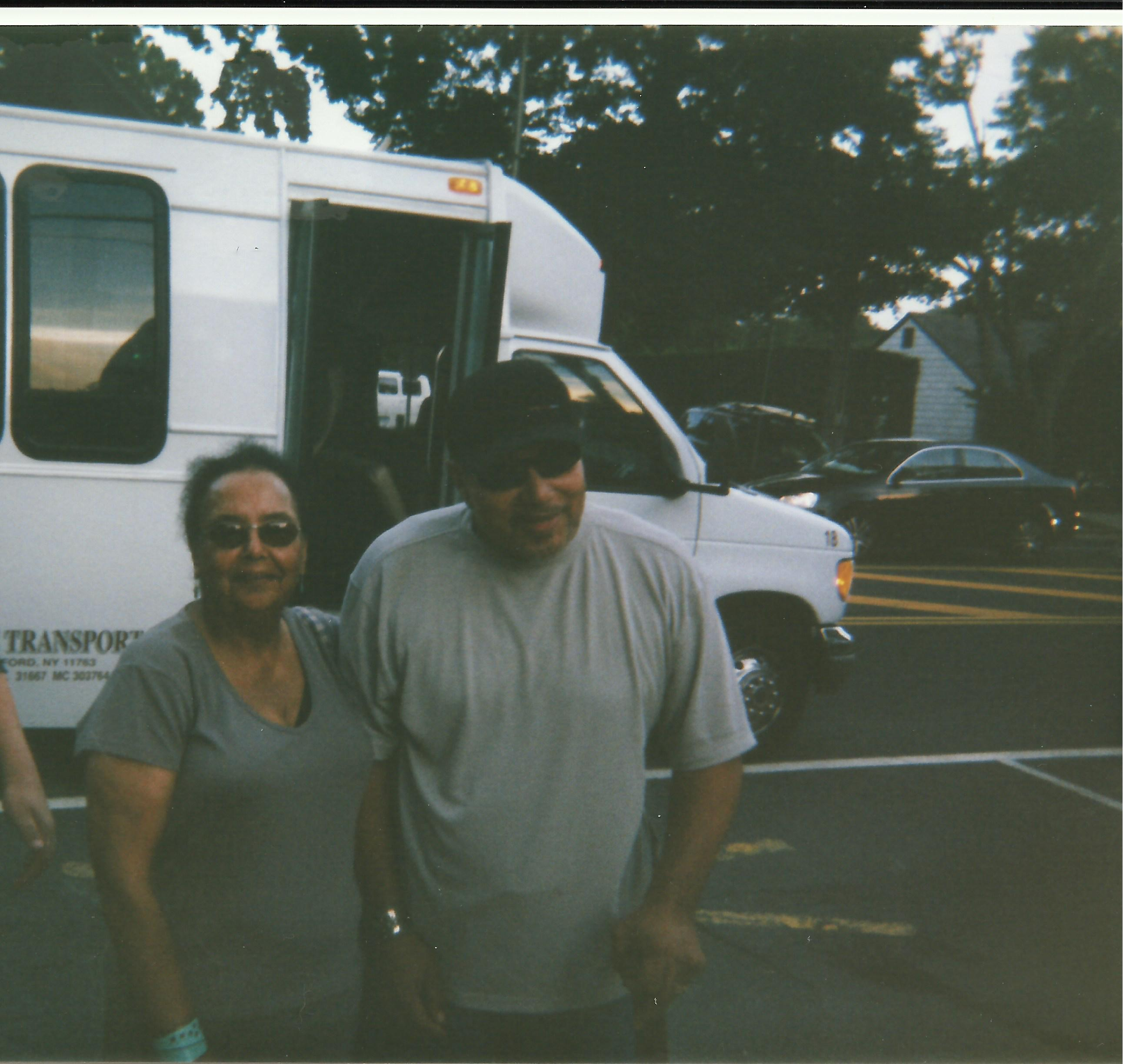 art neville and my mom