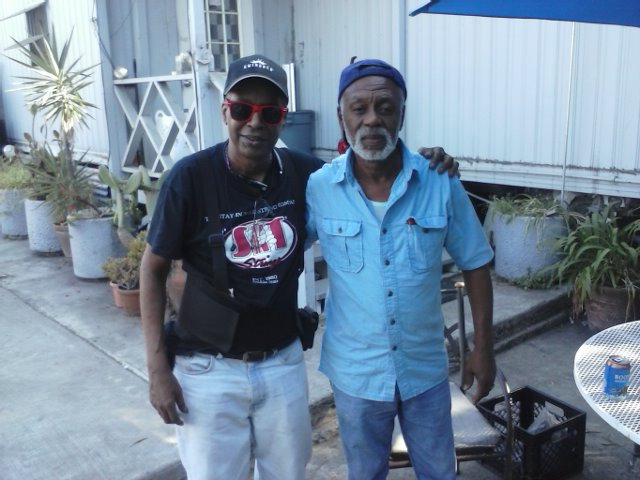 hux brown, reggae guitar legend