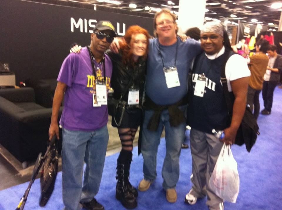 musicians @ 2014 winter namm